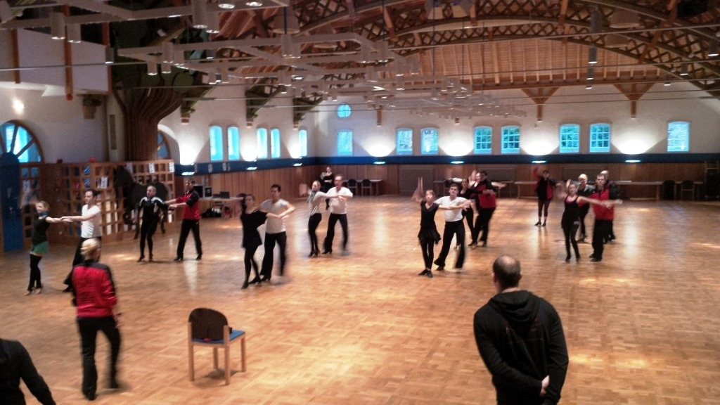 Tanzsport in Gersfeld