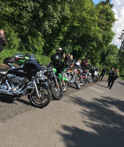Wochenendpauschale Motorradtour