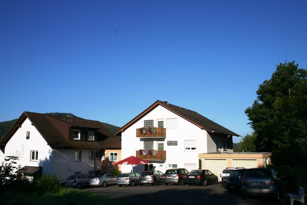 Wanderwege direkt am Haus in Gersfeld (Rhön)