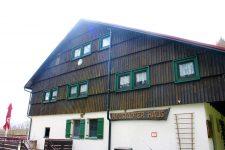 Berghütte Neustädter Haus