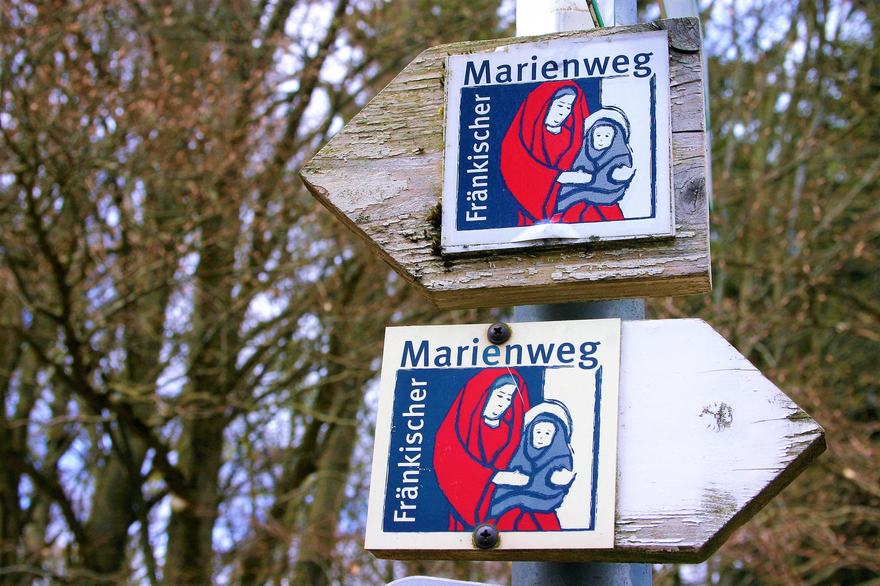 Fränkischer Marienweg