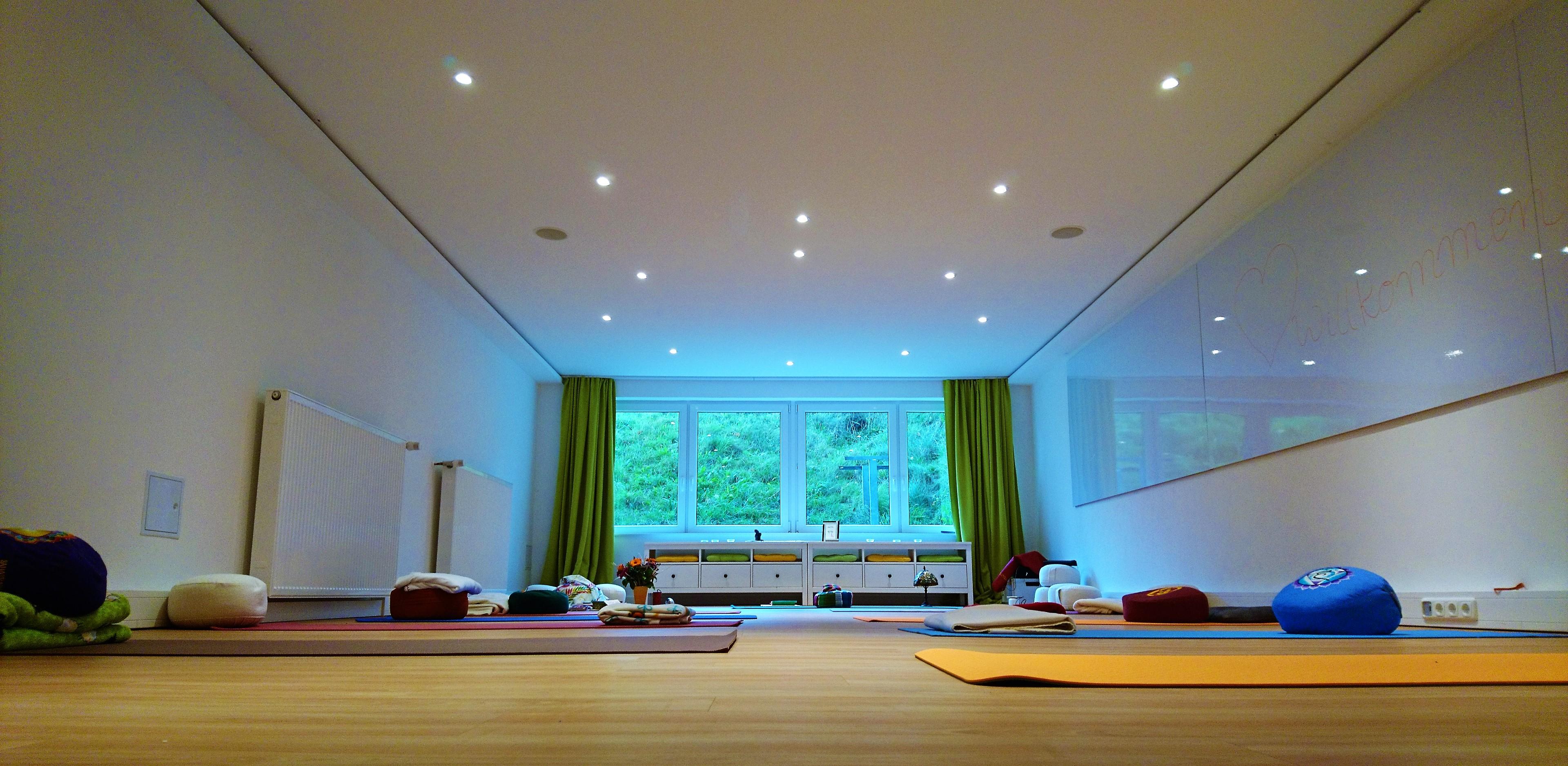 Yoga Seminarraum