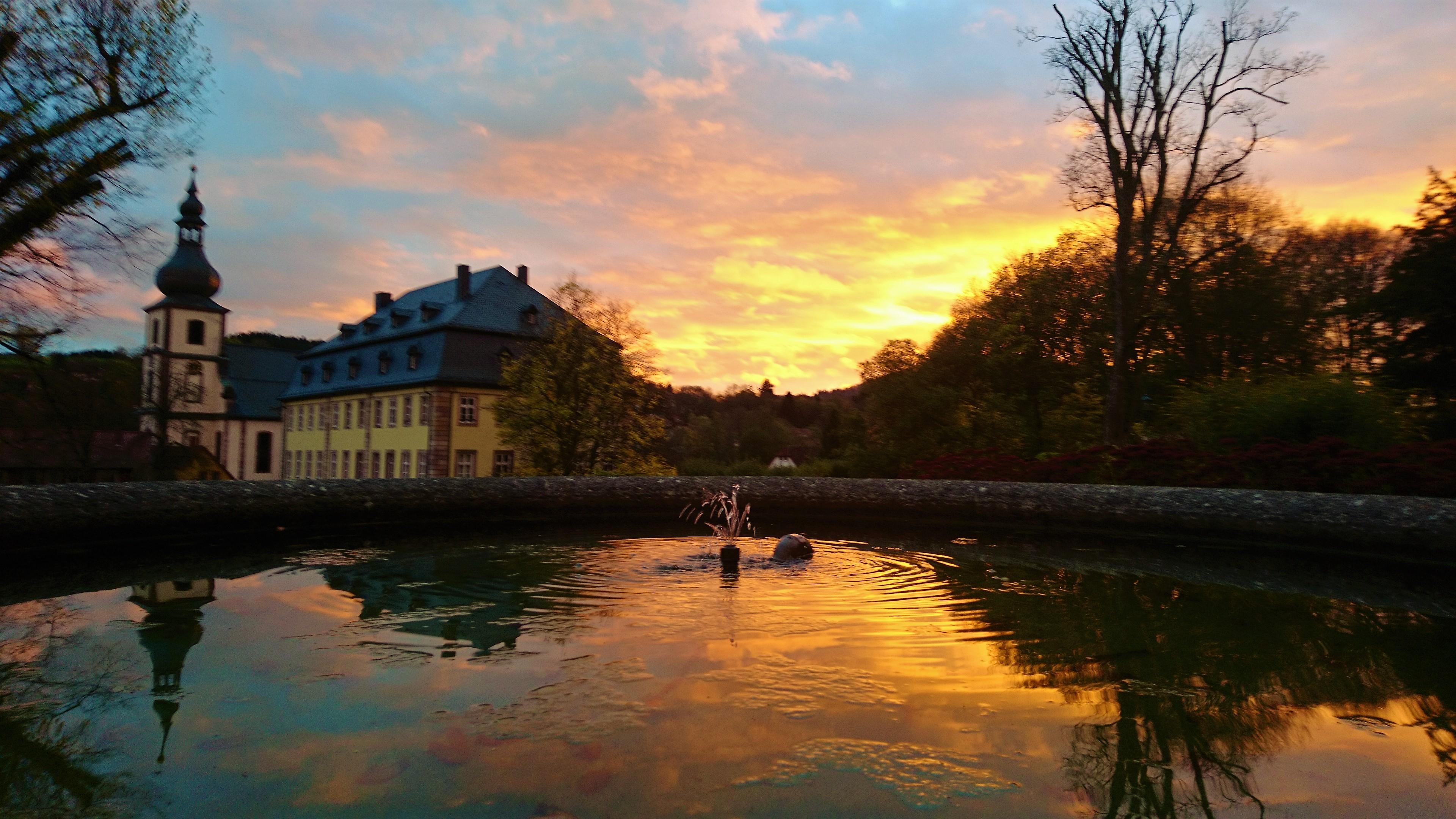 Schlosspark Gersfeld Rhön